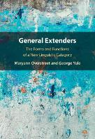General Extenders: The Forms and...