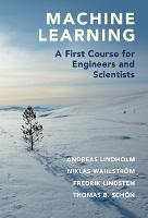 Machine Learning: A First Course for...