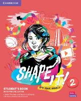 Shape It! Level 2 Student's Book with...