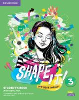 Shape It! Level 3 Student's Book with...