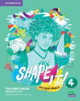 Shape It! Level 4 Teacher's Book and...