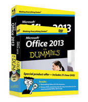 Office 2013 For Dummies, Book + DVD...