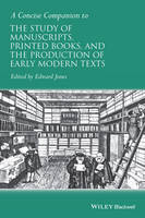 A Concise Companion to the Study of...