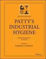 Patty's Industrial Hygiene: 4 Volume Set