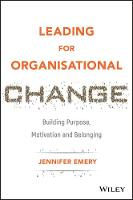 Leading for Organisational Change:...