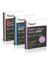 GMAT Official Guide 2020 Bundle: 3...