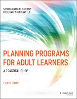 Planning Programs for Adult Learners:...