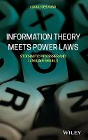 Information Theory Meets Power Laws:...