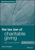 The Tax Law of Charitable Giving: ...