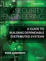 Security Engineering: A Guide to...