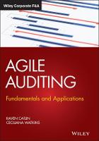 Agile Auditing: Fundamentals and...