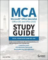 MCA Microsoft Office Specialist Excel...
