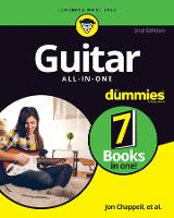Guitar All-in-One For Dummies: Book +...