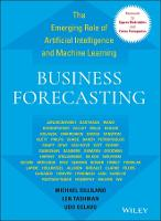 Business Forecasting: The Emerging...
