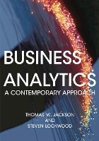 Business Analytics: A Contemporary...