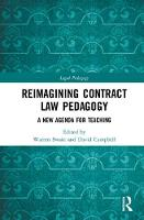 Reimagining Contract Law Pedagogy: A...