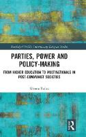 Parties, Power and Policy-making: ...