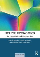 Health Economics: An International...