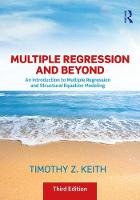 Multiple Regression and Beyond: An...
