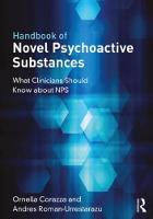 Handbook of Novel Psychoactive...