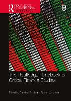 The Routledge Handbook to Critical...