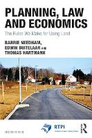 Planning, Law and Economics: The ...