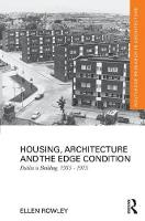 Housing, Architecture and the Edge...