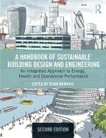 A Handbook of Sustainable Building...