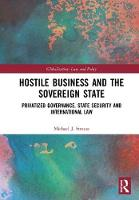 Hostile Business and the Sovereign...