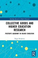 Collective Goods and Higher Education...