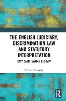 The Judiciary, Discrimination Law and...