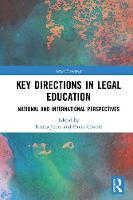Key Directions in Legal Education:...