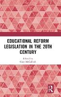 Educational Reform Legislation in the...