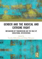 Gender and the Radical and Extreme...