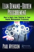 Lean Demand-Driven Procurement: How ...