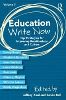Education Write Now, Volume II: Top...