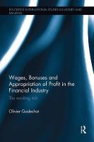 Wages, Bonuses and Appropriation of...