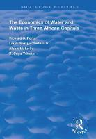 The Economics of Water and Waste in...