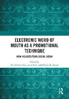 Electronic Word of Mouth as a...