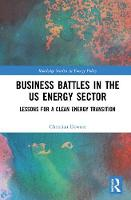 Business Battles in the US Energy...