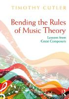 Bending the Rules of Music Theory:...