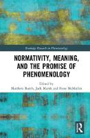 Normativity, Meaning, and the Promise...