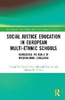 Social Justice Education in European...