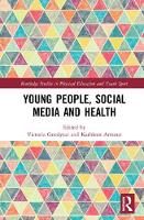Young People, Social Media and Health...