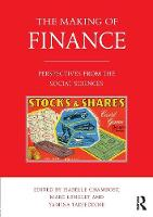 The Making of Finance: Perspectives...
