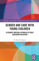 Gender and Care with Young Children: ...