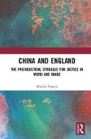 China and England: The Preindustrial...