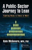 A Public-Sector Journey to Lean:...