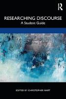 Researching Discourse: A Student Guide