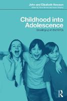 Childhood into Adolescence: Growing ...